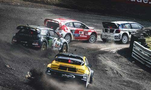 World Rallycross descends on magical Holjes