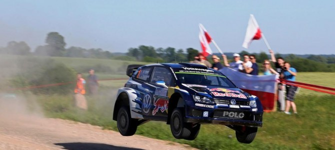 Ogier takes SS4 win with new stage record