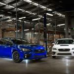 Subaru to import WRX STIs for rally use