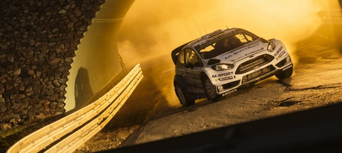 Another stage win for flying Tanak in Poland