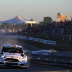 Tanak back into podium position thanks to SS16 win