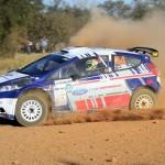 Ford Performance Rally Team Aiming for Fourth Win of 2015 Season
