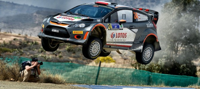 Latvala stage win hat trick to end Finland day 3