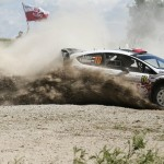 SS8 win for Latvala creates VW 1-2-3 overall in Poland