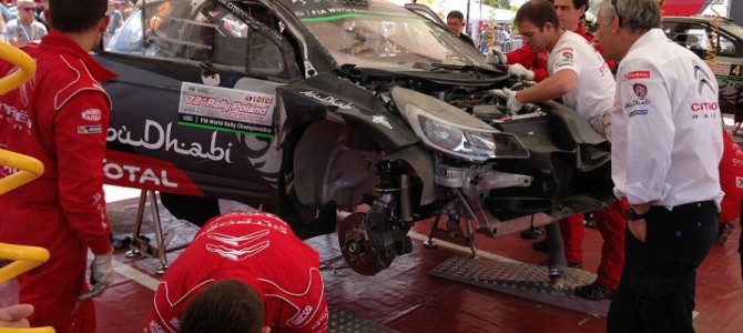 Citroën confirms Meeke will start in Poland