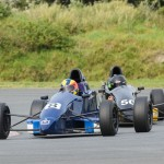 South African Single-Seaters produce flying laps in East London