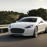 '800 hp all-electric Aston Martin Rapide confirmed'