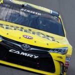 Matt Kenseth, Toyota dominate field to win NASCAR Sprint Cup race at Michigan