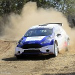 Cronje leads Imperial Toyota Rally end of day 1