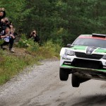 Lappi takes clear lead in Finland WRC 2