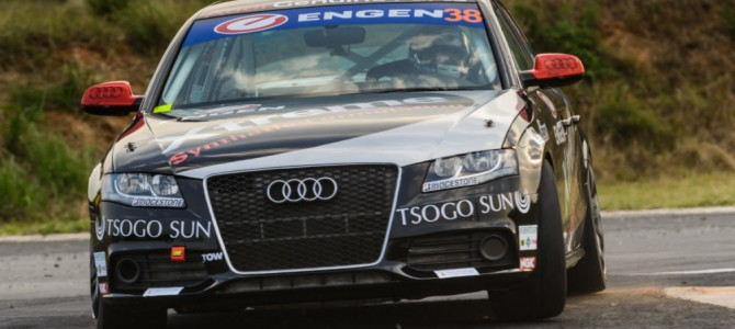 New race track, same results – Audi S4 quattro racers tops