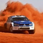 Volkswagen Sasolracing produce podium finish at Tshwane Motor Rally