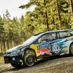 Latvala springs into rally lead with SS3 win