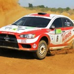 Jaspreet Chatthe targets two-fold victory in Pearl of Africa Rally