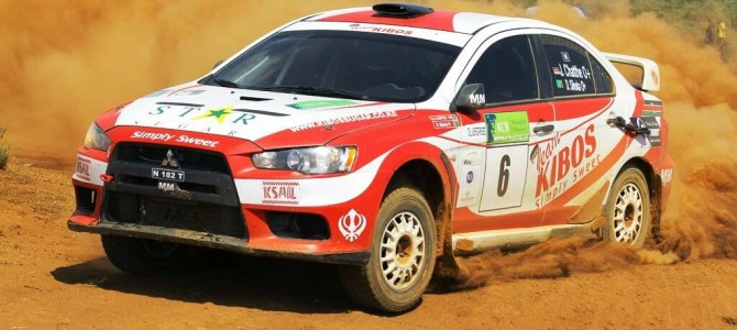 Kenya: Chatthe Crowned African Rally Champ