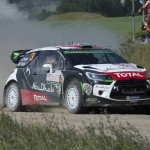 Ogier fights back with fastest SS12 time