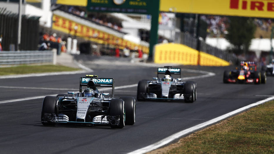 Spotlight back on mercedes f1 drivers for spa race rallystar for Mercedes benz f1 drivers