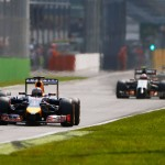 F1 boss Ecclestone says chance that series leaves Monza, Italy, is 'very high'