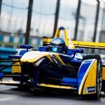Daniel Abt smashes lap record in third Formula E test
