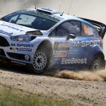 Ogier and Latvala battle continues in SS15