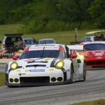 Porsche takes championship lead at Road America