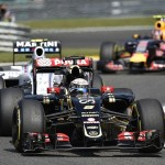 Lotus cars allowed to leave Spa Francorchamps circuit after Belgian Grand Prix