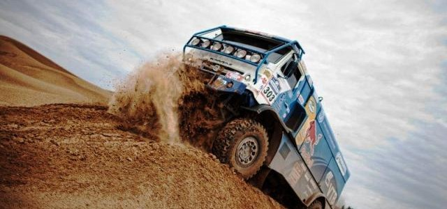 Revamped Silk Way Rally receives heavyweight backing