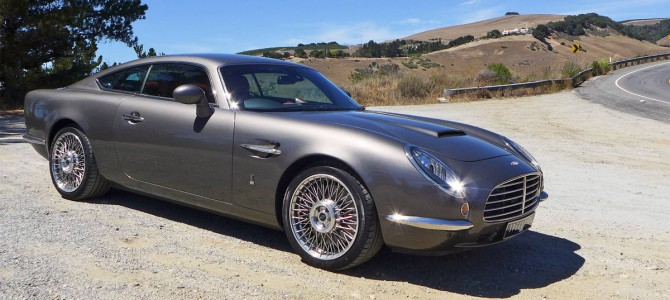 The classic grand tourer, reincarnated: We drive the David Brown Automotive Speedback GT