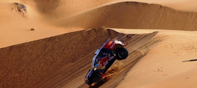 CHINESE HAVAL DRIVER HAN WEI SNATCHES EARLY LEAD IN CHINA SILK ROAD RALLY