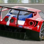 Ford GT Racecar Completes First U.S. Test Laps at Road America