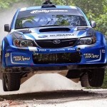 How Pastrana will try to upset Higgins perfect season in the 2015 WRX STI