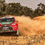 CASTROL TEAM TOYOTA VICTORIOUS ON IMPERIAL TOYOTA TSHWANE MOTOR RALLY