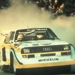 Meet Walter Röhrl, Germany's ultimate rally legend
