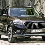 Borgward is back with BX7 crossover headed to Frankfurt Motor Show