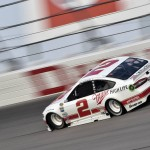 Brad Keselowski and Ford win NASCAR Sprint Cup pole at Darlington