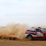 TEAM PEUGEOT TOTAL CLAIMS 1-2 FINISH ON CHINA SILK WAY RALLY STAGE INTO ALXA YOUQI RIGHT BANNER