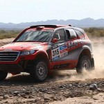FRENCHMAN LAVIEILLE WINS TELEVISED ZHANGYE SUPER SPECIAL STAGE AT CHINA SILK ROAD RALLY