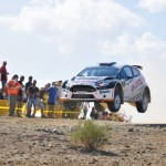 European Rally Championship title race hots up in Cyprus