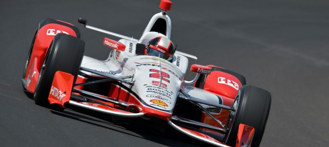 Montoya petulant after losing IndyCar title in final race