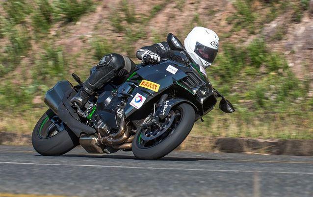Kawasaki H2 (Photo: Meghan McCabe)