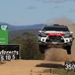WRC Rally Australia: Important podium for Meeke