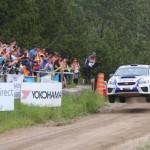 Canadian Rally Championship:  Six Subaru Vehicles Finish in Top Ten at Rallye Défi