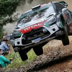 Meeke ousts Sordo to lead Rally Australia after SS4