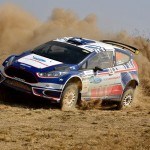 Cronje and Ford win eventful Toyota Cape Dealer Rally to take command of the 2015 National Rally Championship
