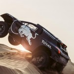 Video: this is Peugeot's 2016 Dakar monster, and it's evil