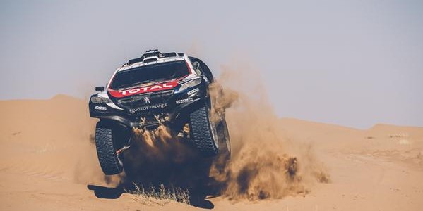 Third China Silk Road Rally loop stage cancelled on safety concerns