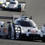 Le Mans winner Porsche arrives in the US as the championship leader