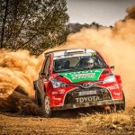 HEARTACHE FOR CASTROL TEAM TOYOTA AS POULTER, DE VILLIERS FALTER