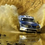 Western Cape outing for the Volkswagen Sasolracing rally team