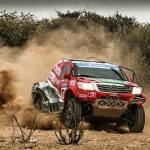 CROSS-COUNTRY CHAMPIONSHIP TITLE WITHIN CASTROL TEAM TOYOTA'S GRASP